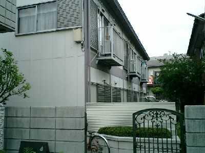 南武線 平間駅 2K 外観写真