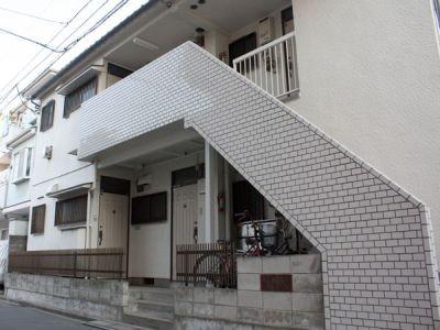 南武線 鹿島田駅 1DK 外観写真