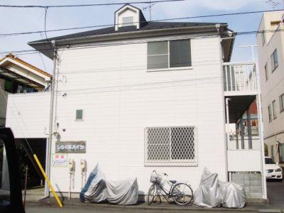 南武線 鹿島田駅 1K 外観写真