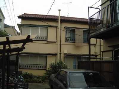 南武線 平間駅 1LDK 平間荘 7号室 外観写真