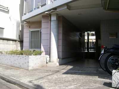 東急東横線 新丸子駅 1R アップルコート多摩川 101号室 外観写真