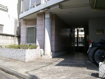 東急東横線 新丸子駅 1R 外観写真