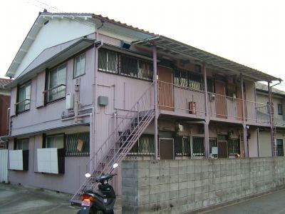 南武線 鹿島田駅 2K 外観写真
