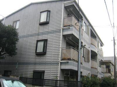 東急東横線 武蔵小杉駅 2DK 外観写真