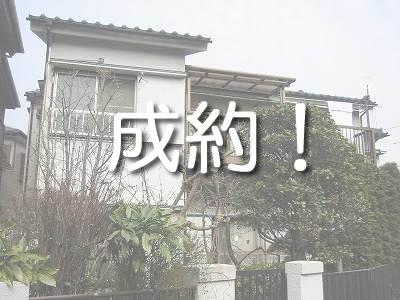 南武線 平間駅 1DK 外観写真